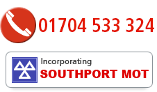 Telephone Southport MOT